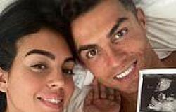 Cristiano Ronaldo's girlfriend Georgina Rodriguez is pregnant with TWINS