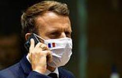 Scott Morrison speaks with French president for first time since dumping ...